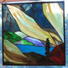 jewelry repro by Stained Glass Artist Yvonne DeViller